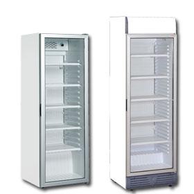 Upright bottle chiller single door for 1 door display chiller