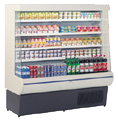 CMD Range (Dairy and Meat Temperature versions) Standard Multideck